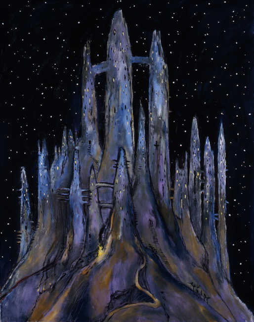 Clive Barker - The Towers Of Midnight