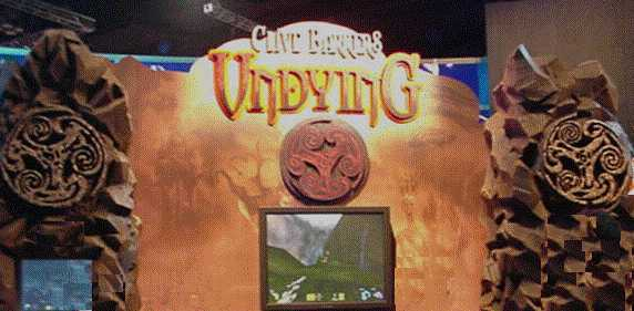 Clive Barker - Undying at E3