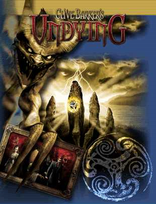 Clive Barker - Undying - Mac version