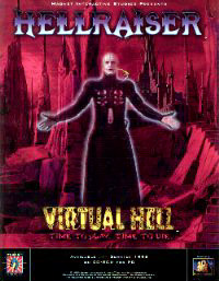 Virtual Hell - cover artwork