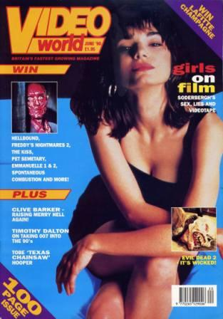 Video World, June 1990
