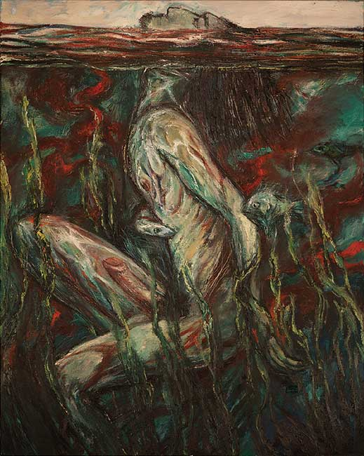 Clive Barker - Water Martyr