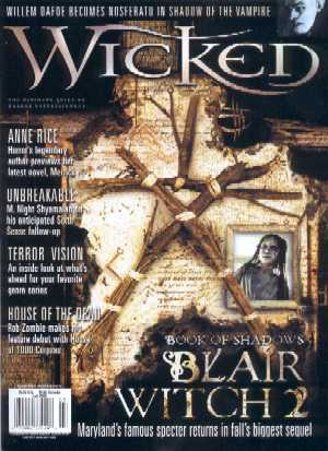 Wicked, Issue No 4, Fall 2000