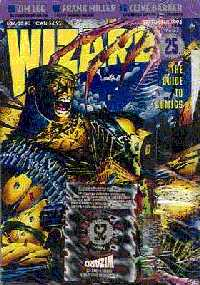 Wizard, No 25, September 1993