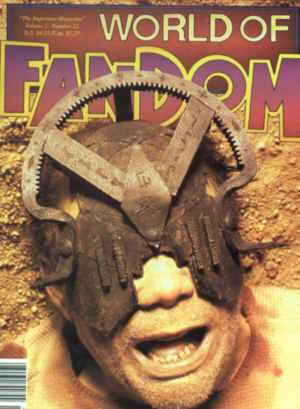 World of Fandom, Vol 2, No 22, Fall 1994