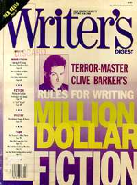 Writer's Digest - March 1991