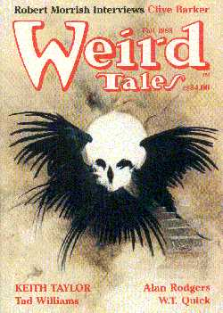 Weird Tales, No 292, Fall 1988