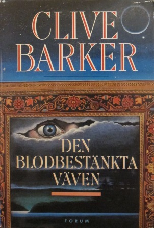 Clive Barker - Weaveworld - Norway, 1989.