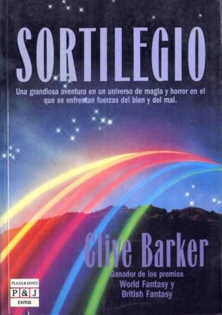 Clive Barker - Weaveworld - Spain, 1988