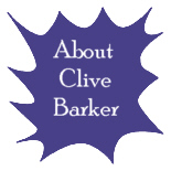 Clive Barker Biography