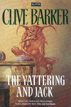 The Yattering and Jack - Graphic Novel (UK)