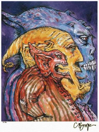 Clive Barker - Three Brothers