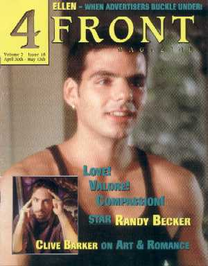 4 Front - Vol 2 No 18, 30 April - 13 May 1997