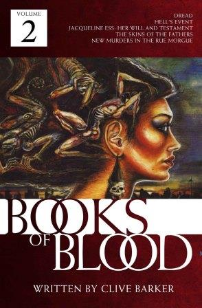 Clive Barker - Books of Blood 2 Crossroad Press audio