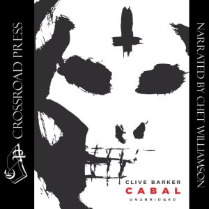 Clive Barker - Cabal Crossroad Press audio