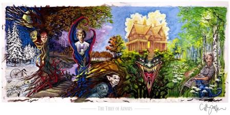 Clive Barker - The Thief of Always print