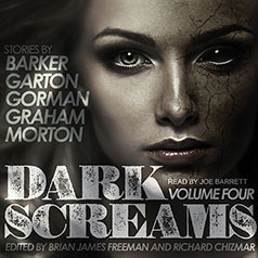 Dark Screams 4 - audio