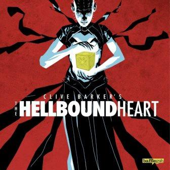 Clive Barker - The Hellbound Heart - Bafflegab audio production