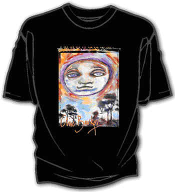 Graphic Gear - Clive Barker - Moon Me T-shirt