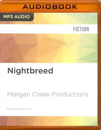 Clive Barker - Nightbreed - movie unabridged audio