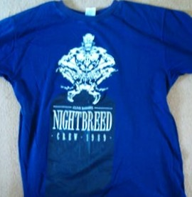 Clive Barker - Nightbreed - crew shirt