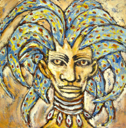 Clive Barker - The Priestess