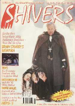 Shivers, No 5, February 1993