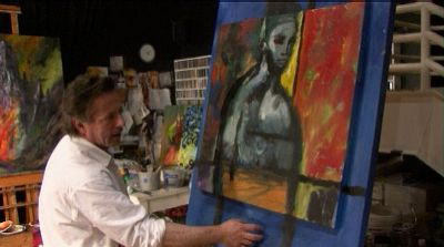 Clive Barker - In The Studio - May 2007