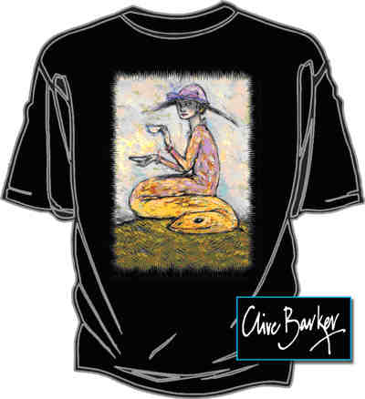 Graphic Gear - Clive Barker - Tea Time T-shirt