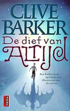 Clive Barker - Thief of Always - Netherlands, 2000