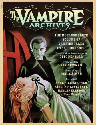 The Vampire Archives - audio