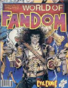 World Of Fandom, Spring 1993, Volume 2 No 18